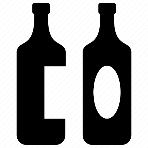 alcohol, beverage, bottles, drinks icon