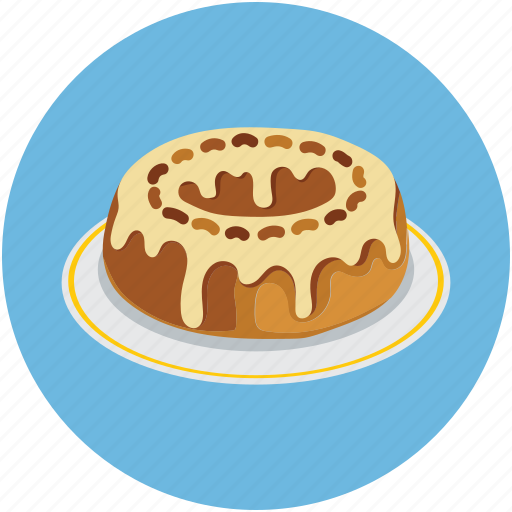 dessert, doughnut, food, sweet icon