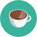 coffee, cup, cup of coffee, hot coffee icon