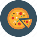 food, italian food, pizza, pizza food icon