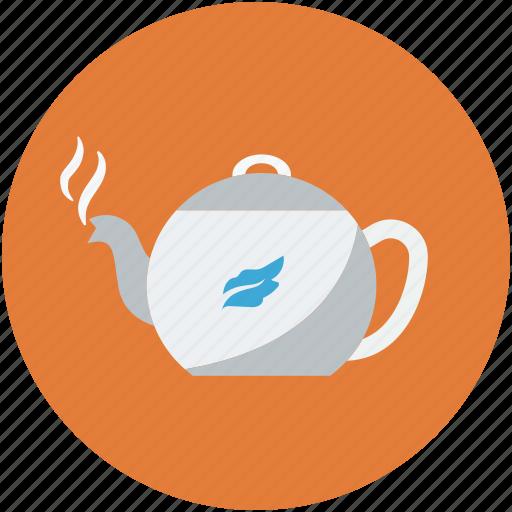 hot, tea, teakettle, teapot icon