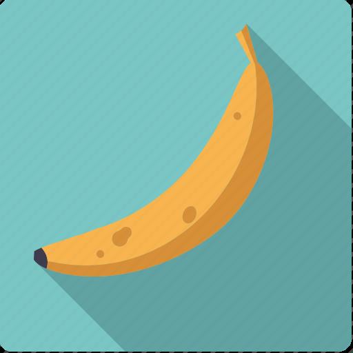 banana, food, fruit, healthy eating icon