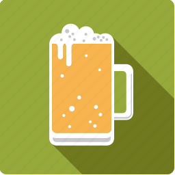 alcohol, beer, beverage, drink, food, glass icon