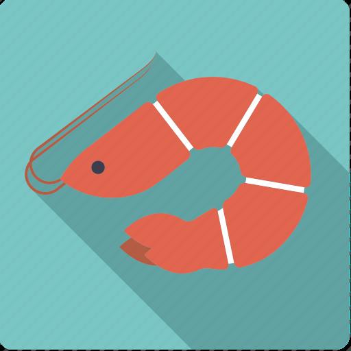 animal, crustacean, food, prawn, seafood, shrimp icon