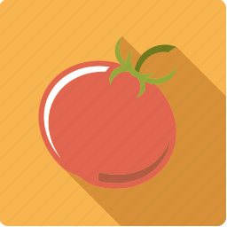 fruit, healthy eating, tomato, vegetable icon