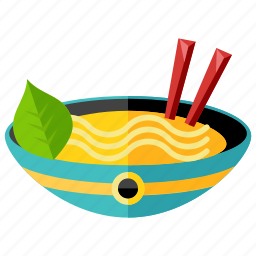 asian, chinese, chopsticks, food, noodles, restaurant icon