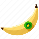 banana, food, fruit, health, healthy, tropical