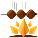 barbecue, barbeque, bbq, food, grill, meal icon