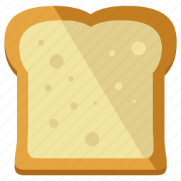 bakery, bread, breakfast, food, kitchen icon