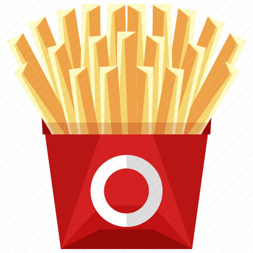fast, food, french, fries, restaurant, takeout icon