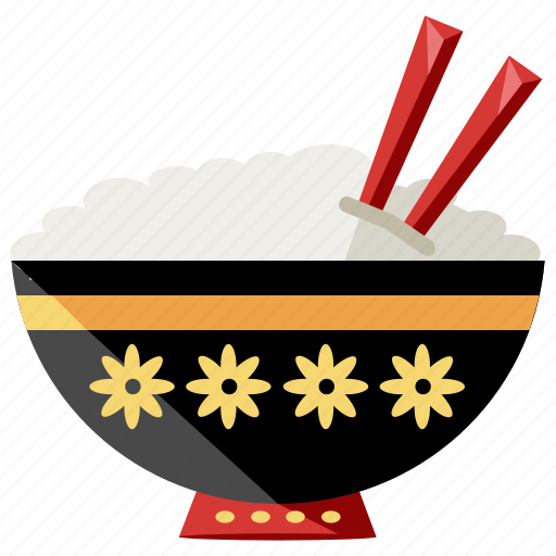 eat, food, japanese, meal, restaurant, rice icon