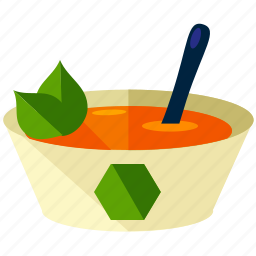 bowl, chinese, food, kitchen, meal, soup icon