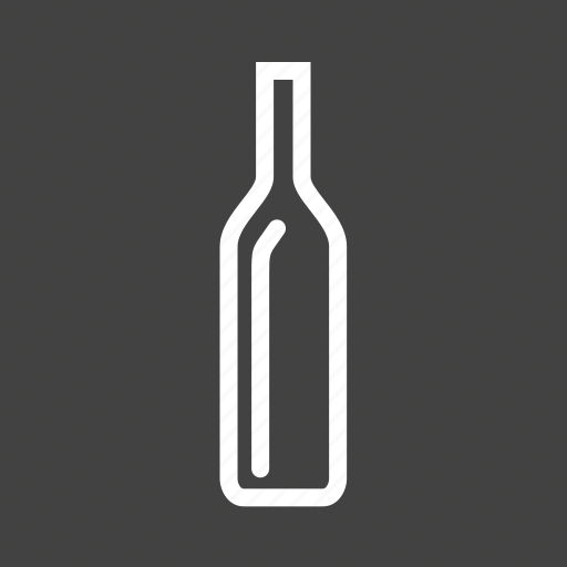 bottle, carbonated, cold drink, drink, liquid, soft drink, wine icon