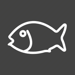 eat, fillet, fish, food, fried, grilled, seafood icon