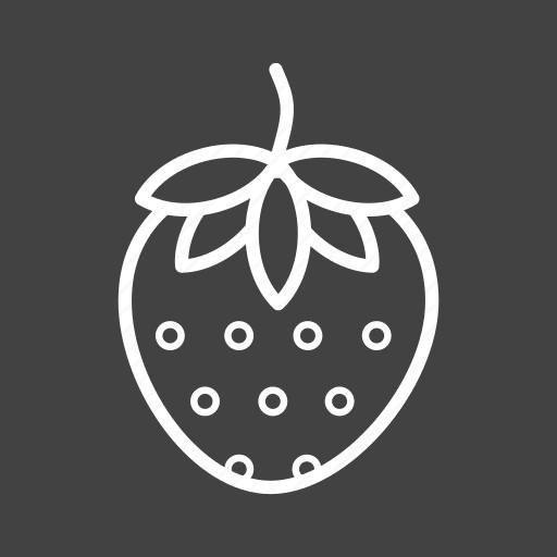 berry, dessert, fresh, fruit, healthy, strawberry, sweet icon