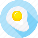 breakfast, egg, eggs, food, healthy, omelet, omelette icon
