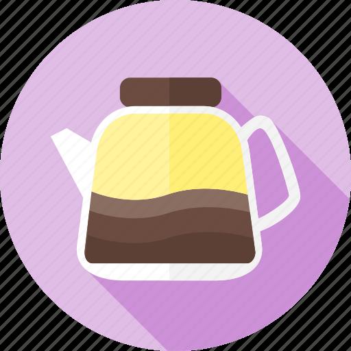 beverage, coffee, drinkware, hot, kettle, serveware, tea icon