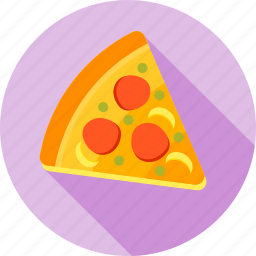 fast, fastfood, food, meal, pizza, pizza slice, snack icon