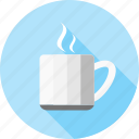 coffee, cup, drink, hot, mug, tea, teapot icon