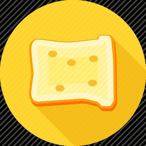 Toast, bakery, bread, toaster, bread omelette, breakfast, sandwich icon - Download on Iconfinder