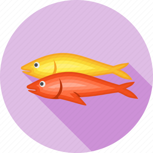 fish, fishing, food, meal, nonveg, seafood, sushi icon