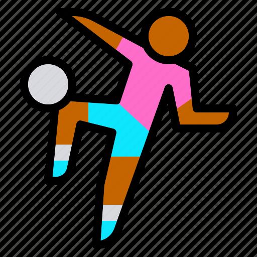 ball, cup, football, kick, player, soccer, world icon