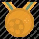 award, champion, medal, soccer, sports, winner