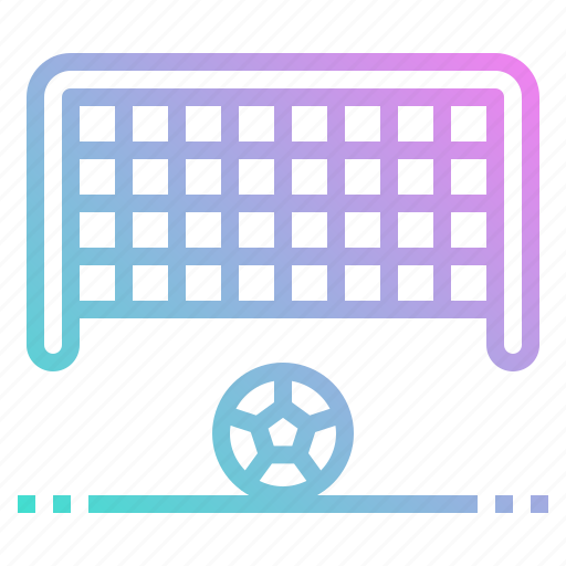 Ball, football, game, goal, soccer, sports icon - Download on Iconfinder