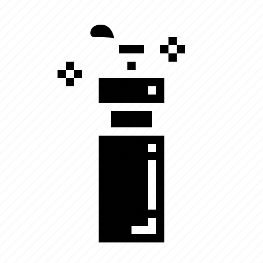 Bottle, drink, hydration, water icon - Download on Iconfinder