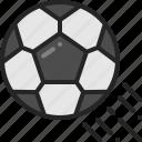 football, ball, play, sport, recreation, soccer, kick