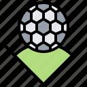 corner, football, kick, soccer, sport