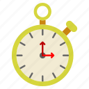 championship, field, football, goal, kick, soccer, sport, stopwatch icon