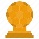 championship, field, football, goal, kick, soccer, sport, trophy icon