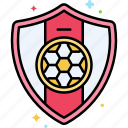 club, emblem, football, sport icon