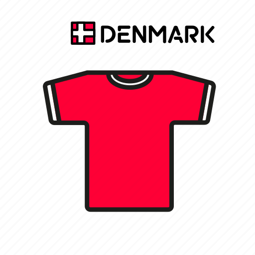 cup, denmark, football, jersey, shirt, soccer, world icon
