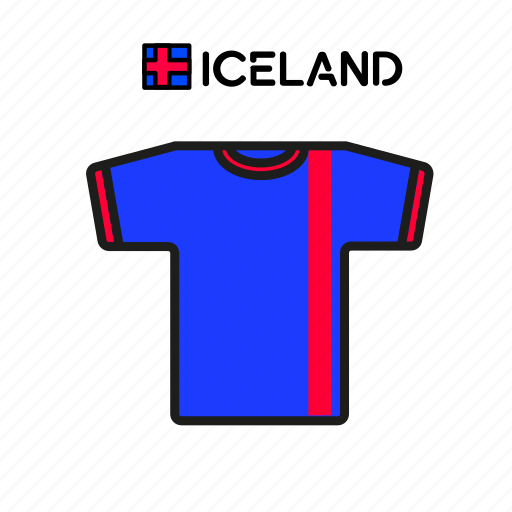 cup, football, iceland, jersey, shirt, soccer, world icon