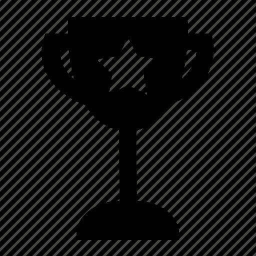 football, sport, tournament, trophy icon