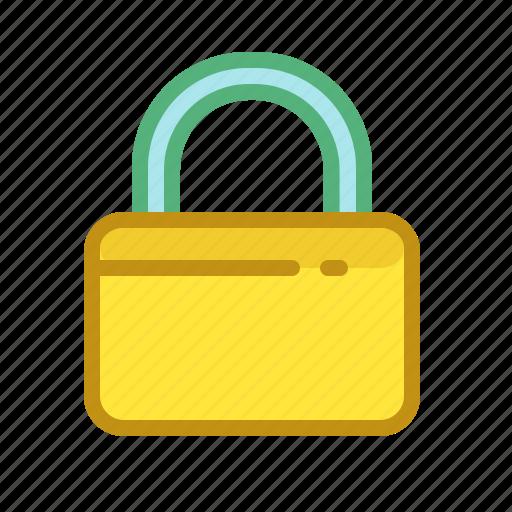 door, lock, locked, padlock, safe, safety, security icon