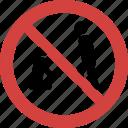 beggar blocked, beggar forbid, beggar not allowed, beggar prohibition, no beggar, stop beggar icon
