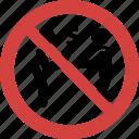 financial dealing blocked, financial dealing forbid, financial dealing illegal, financial dealing not allowed, financial dealing prohibition, no financial dealing, stop financial dealing icon