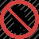 ban pregnant, pregnant forbid, pregnant illegal, pregnant not allowed, pregnant prohibition, stop pregnant icon