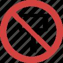 ban, illegal, selfie, stop, stop take selfie, take image, take selfie icon
