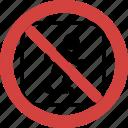 ban skating, skating forbid, skating illegal, skating not allowed, skating prohibition, stop skating icon