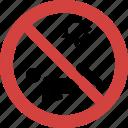 ban sun bath, stop sunbath, sun bath forbid, sun bath prohibition, sunbath illegal, sunbath not allowed icon
