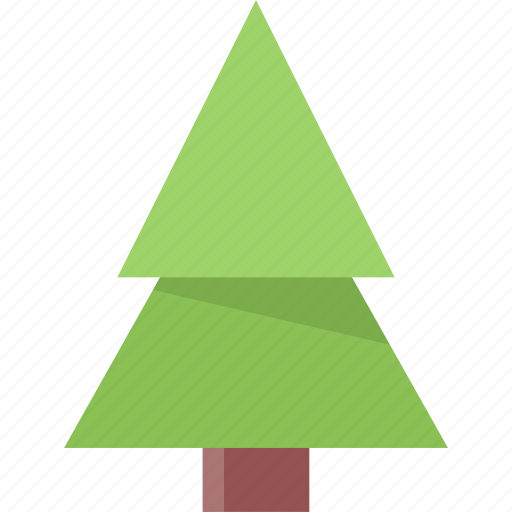 fir, forest, forester, nature, tree icon