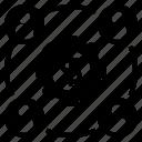 business, operation, partnership, shareholder, team icon