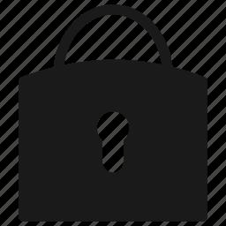 lock, security, ui icon