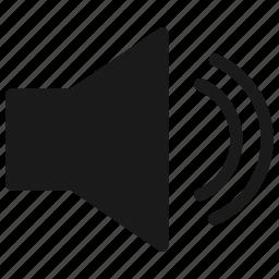 music, sound, ui, video, web icon