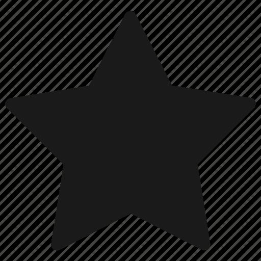 app, favorite, star, ui icon