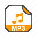 format, document, multimedia, extension, music